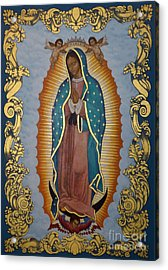 Our Lady Of Guadalupe - Lwlgl Acrylic Print