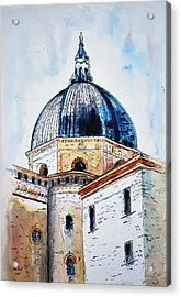 Our Lady Of Loreto I Acrylic Print by Neva Rossi