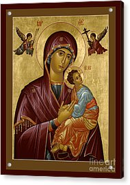 Our Lady Of Perpetual Help - Rloph Acrylic Print