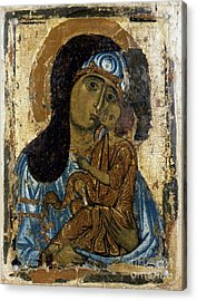 Our Lady Of Tenderness Acrylic Print by Granger