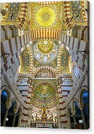 Our Lady Of The Guard Acrylic Print