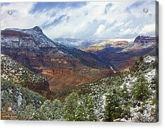 Our Other Grand Canyon Acrylic Print