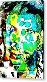 Our Pandora Acrylic Print by Brian Milne