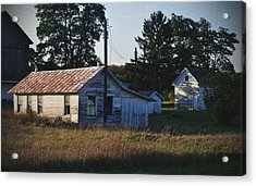 Out Building Acrylic Print