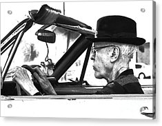 Acrylic Print featuring the photograph Out For A Spin by Joe Jake Pratt