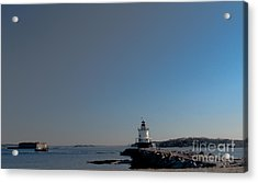 Out In The Bay Acrylic Print