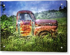 Out In The Country Acrylic Print