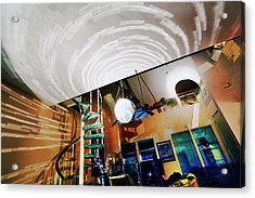Out Of Control Room Acrylic Print