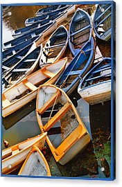 Out Of Season Acrylic Print by Robert Lacy
