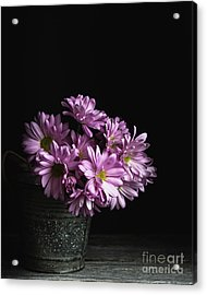 Out Of The Dark Acrylic Print
