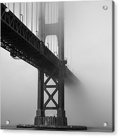 Out Of The Fog Acrylic Print