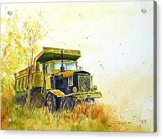 Out To Pasture Acrylic Print