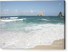 Out To Sea Again  Acrylic Print