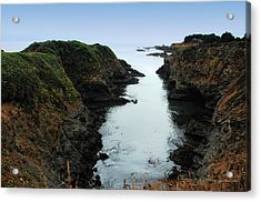 Out To The Sea Acrylic Print