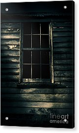 Acrylic Print featuring the photograph Outback House Of Horrors by Jorgo Photography - Wall Art Gallery