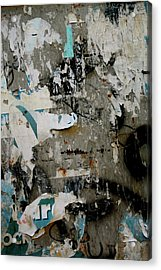 Outcast Acrylic Print by Jason Wolters