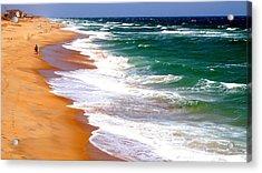 Outer Banks Beach North Carolina Acrylic Print