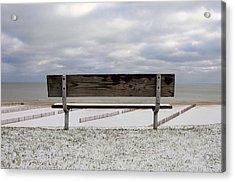 Outlook Acrylic Print by Dan Holm