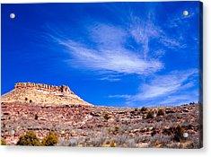 Outside Lyons Colorado Acrylic Print