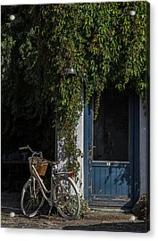 Acrylic Print featuring the photograph Outside Number Five by Odd Jeppesen