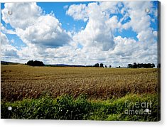 Outside Taize Acrylic Print