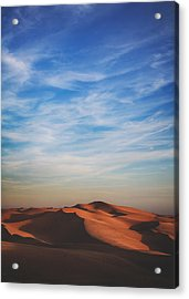 Over And Over Acrylic Print by Laurie Search