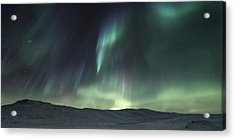 Over The Hills Acrylic Print by Tor-Ivar Naess