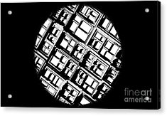 Over View Acrylic Print by Urban Images