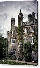 Overgrown Mansion Acrylic Print