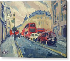 Oxford Street Acrylic Print