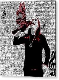 Ozzy Acrylic Print