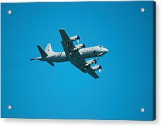 P 3 Orion Acrylic Print by Michael Peychich