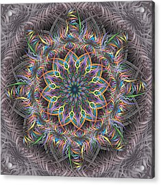 Perpetual Motion Acrylic Print