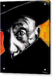 Pablo Acrylic Print by Chester Elmore