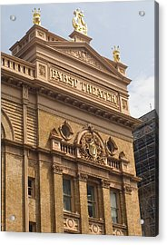 Pabst Theater Acrylic Print by Peter Skiba