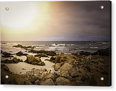 Acrylic Print featuring the photograph Pacific Coastline by Ryan Photography