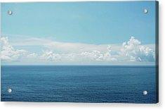 Pacific Ocean Acrylic Print