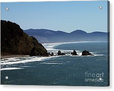 Pacific Ocean View 2 Acrylic Print