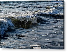 Pacific Waves Acrylic Print