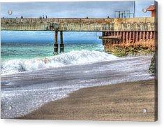 Pacifica Pier  Acrylic Print