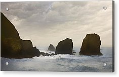 Pacifica Surf Acrylic Print