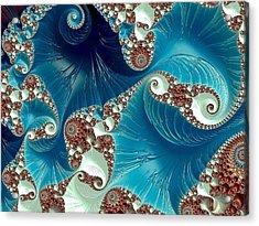 Pacifica Acrylic Print