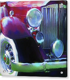 Packard Close Up Acrylic Print