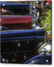 Packard Row Acrylic Print