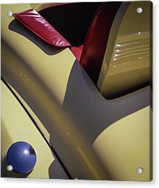 Packard Rumble Seat Acrylic Print