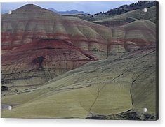 Painted Hills 3 Acrylic Print