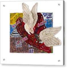Pairs - Sammy And Irene Acrylic Print