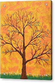 Pakhban Acrylic Print