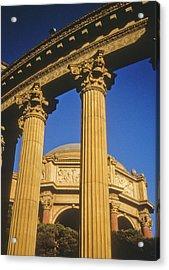 Palace Of Fine Arts, San Francisco Acrylic Print