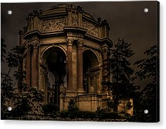 Acrylic Print featuring the photograph Palace Of Fine Arts - San Francisco by Ryan Photography
